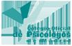 Logotipo colegio oficial psicologos Madrid
