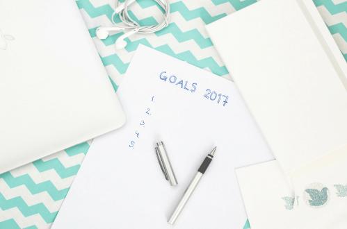 planificar propósitos de año nuevo
