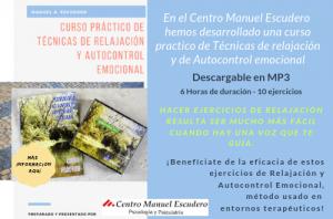 curso y ejercicios de autocontrol emocional