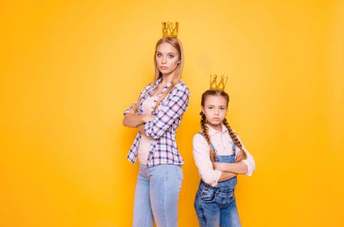 Criarse con padres narcisistas